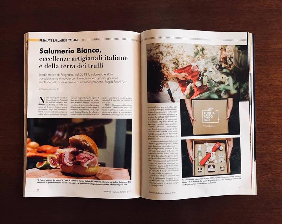Dicono di noi | Salumeria Bianco. Bottega e panini dal 1936